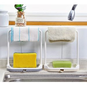 Kuchyňský odkapávač na houbičky na nádobí