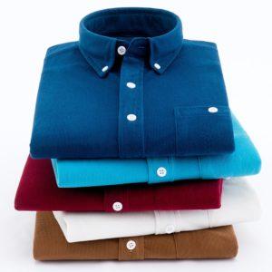 Pánská flanelová košile Andrés