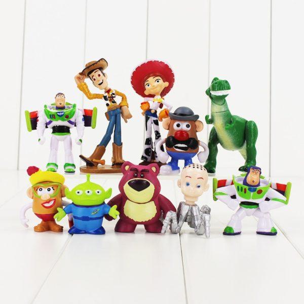 Postavičky z Toy Story