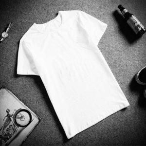 Dámské obyčejné tričko s krátkým rukávem