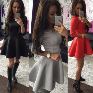 Dámské elegantní mini šaty