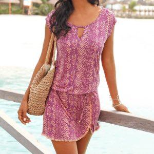 Dámské stylové letní šaty Karina