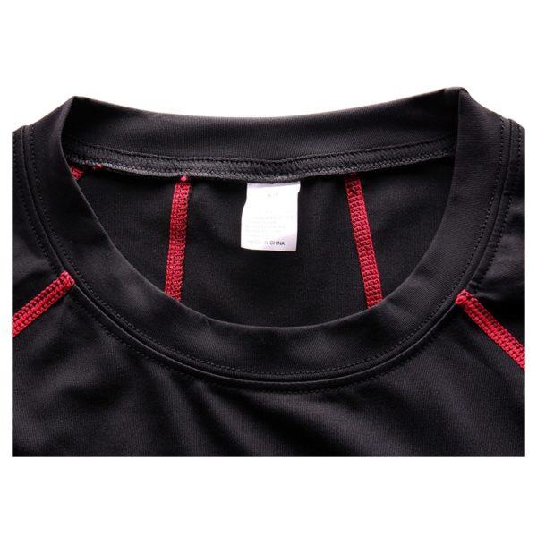 Pánské tričko na cvičení s krátkým rukávem