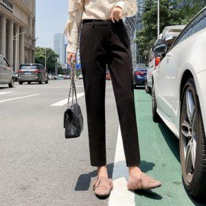 Dámské stylové elegantní kalhoty Filiie