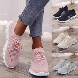 Letní moderní dámské trendy boty Mo