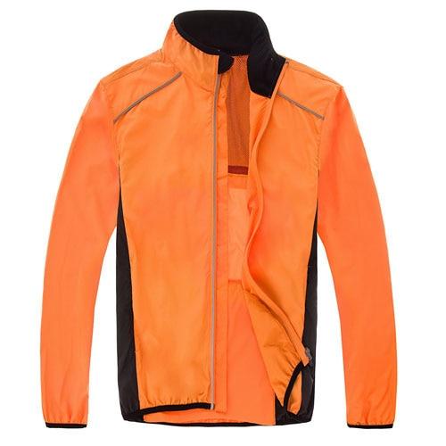 Nepromovaná cyklistická bunda pro muže