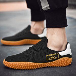 Pánské stylové sportovní boty s gumovou platformou