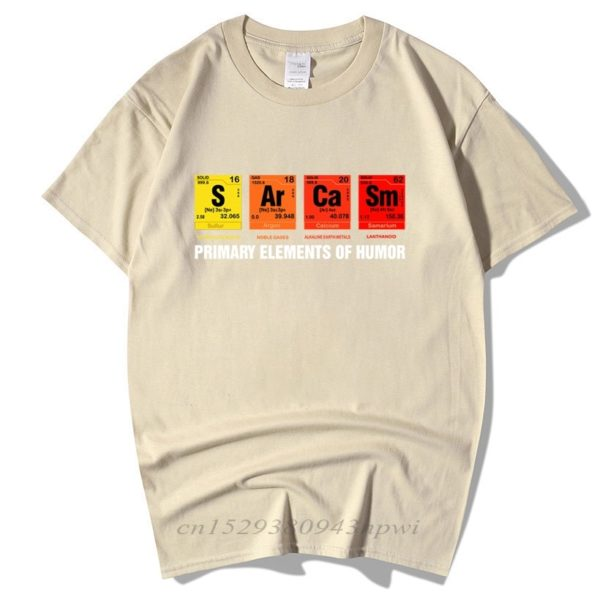 Pánské vtipné tričko Sarcasm