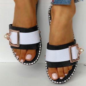 Moderní dámské luxusní pantofle Vellien