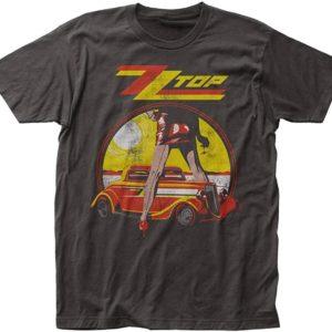 Pánské moderní stylové triko ZZ
