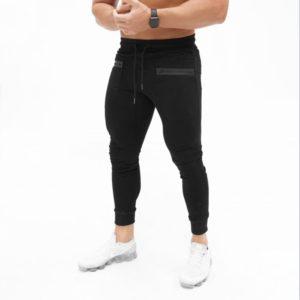 Kvalitní pánské moderní fitness tepláky Joken