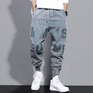 Pánské luxusní cargo kalhoty Karim