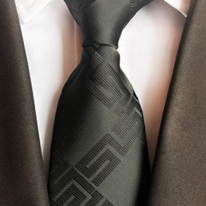 Elegantní kravata pro muže s jemným vzorem