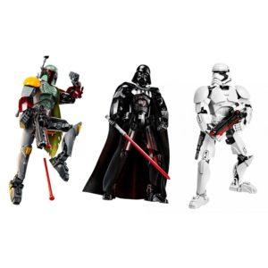 Luxusní figurky Star Wars