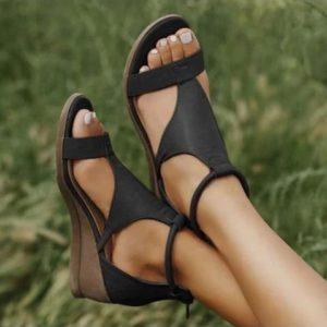 Dámské moderní stylové boty Hana