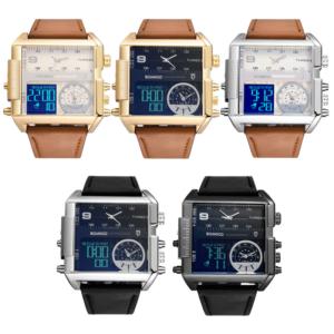 Pánské módní hodinky s dárkovou krabičkou