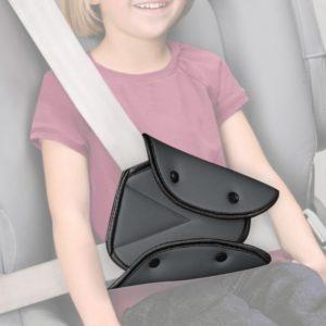 Polohovač bezpečnostního pásu do auta