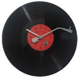 Nástěnné luxusní hodiny Vinyl