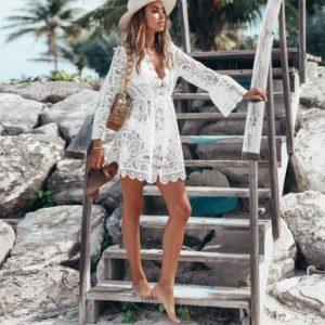 Dámské stylové letní šaty Imcute