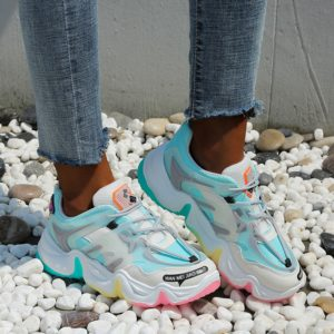 Luxusní dámské moderní sneakers Vulcanize