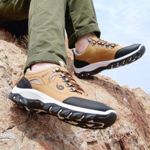 Pánské venkovní boty