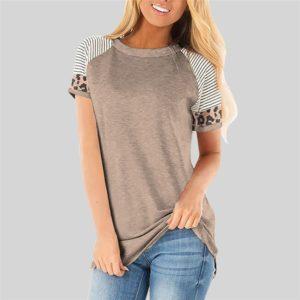 Dámské klasické stylové tričko Fliprose