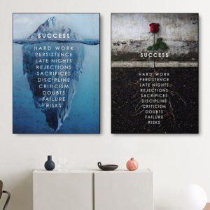 Krásné motivační obrazy do domácnosti či kanceláře