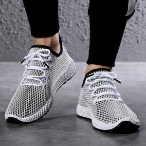 Pánské stylové letní sneakers boty Five