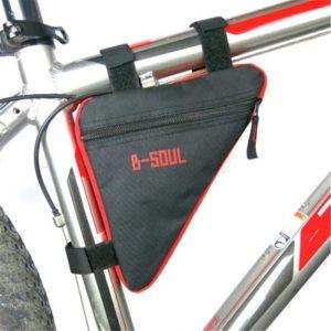 Trojúhelníková vodotěsná taška na rám jízdního kola