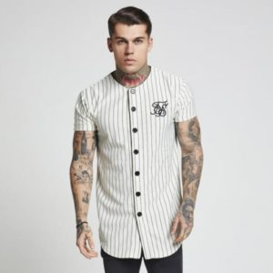 Pánská letní košile s krátkým rukávem