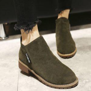 Dámské luxusní stylové boty Ungo