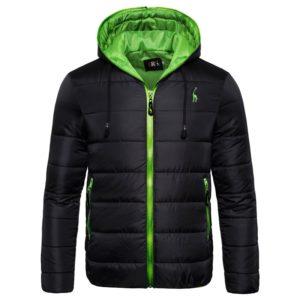 Pánská zimní nepromokavá bunda GRF