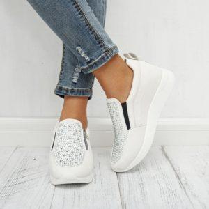 Dámské letní slip-on boty Luxury