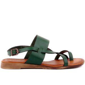 Dámské kožené sandálky Lurox